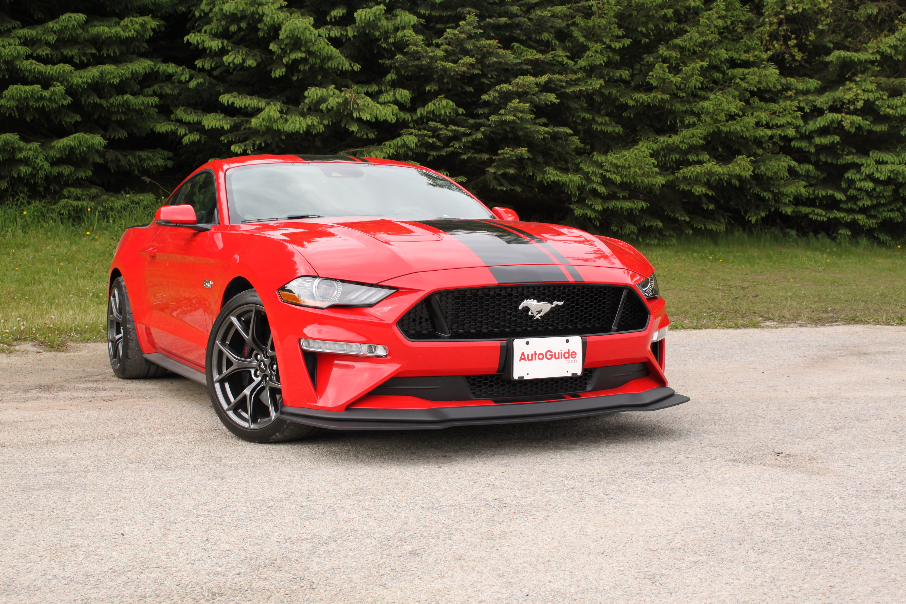 2020 Ford Mustang Gt Review Autoguide Com