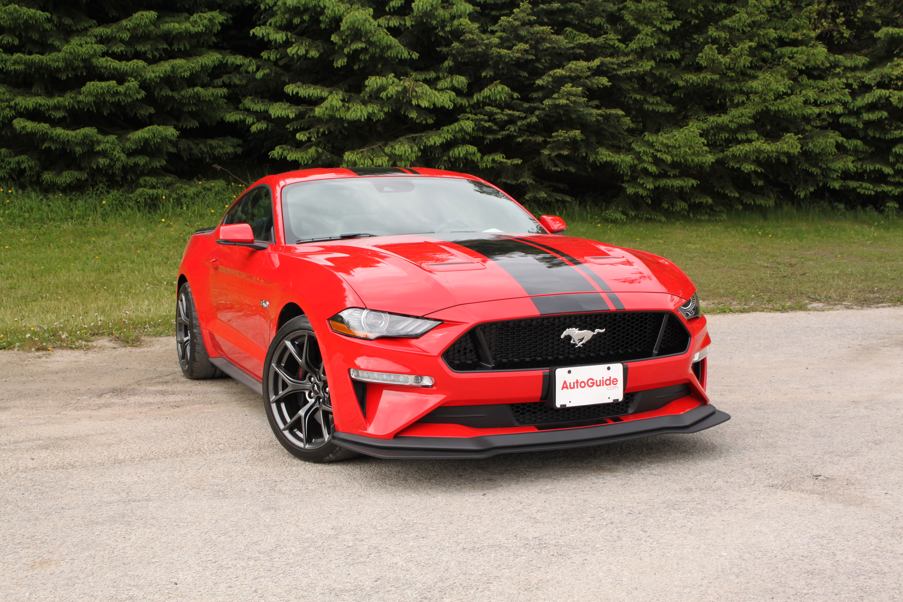 How Fast Is A 2020 Mustang Gt