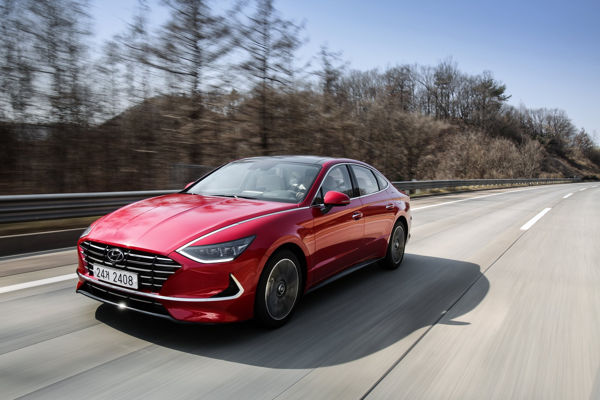 2020 Hyundai Sonata Review 1