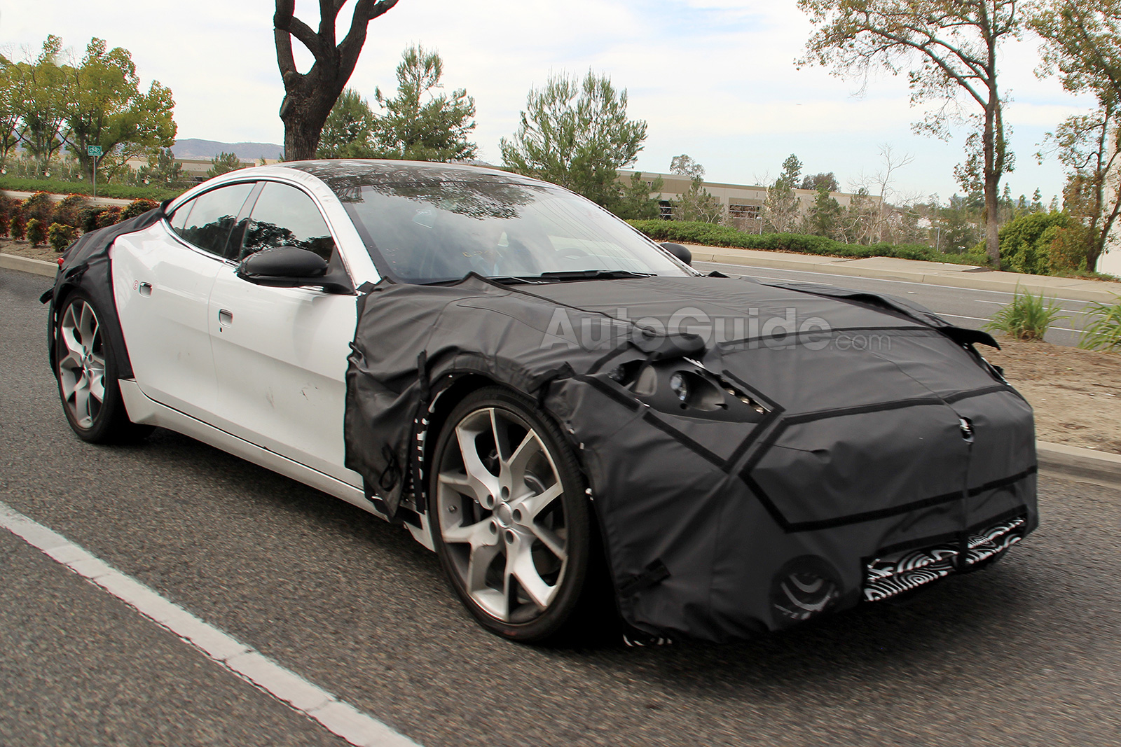 2020 Karma Revero Spied Lurking The Streets Of Southern