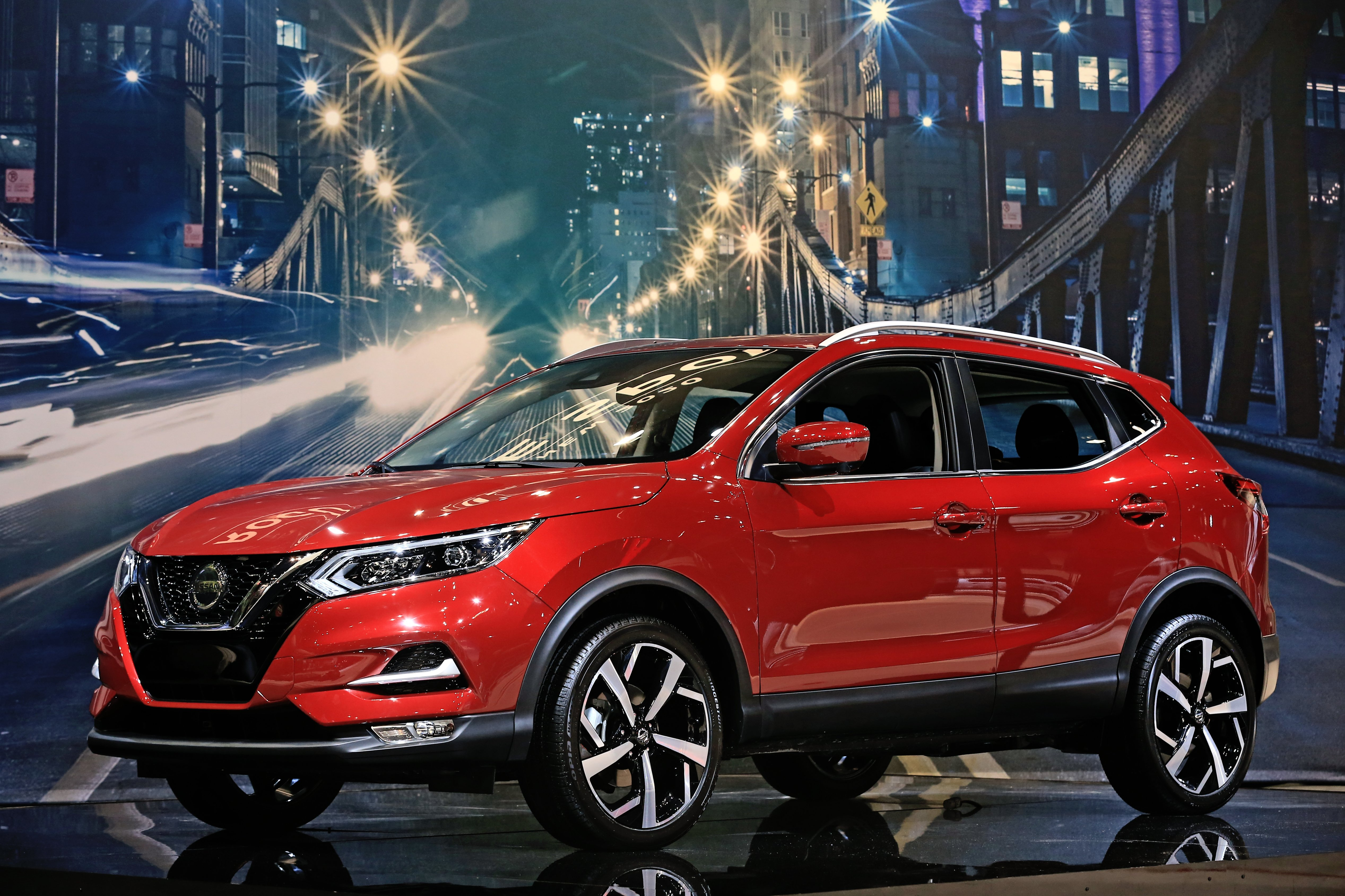 Nissan Rogue Sport Gains New Features for 2020 » AutoGuide ...
