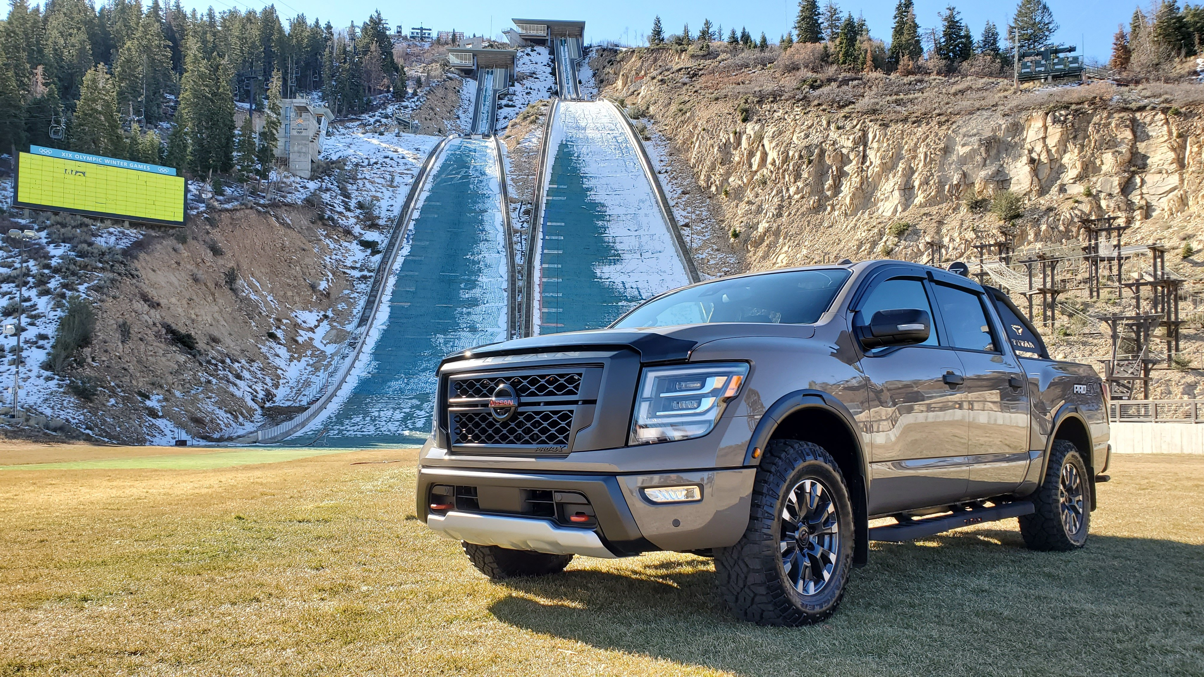 2020 Nissan Titan Diesel Review and Release date