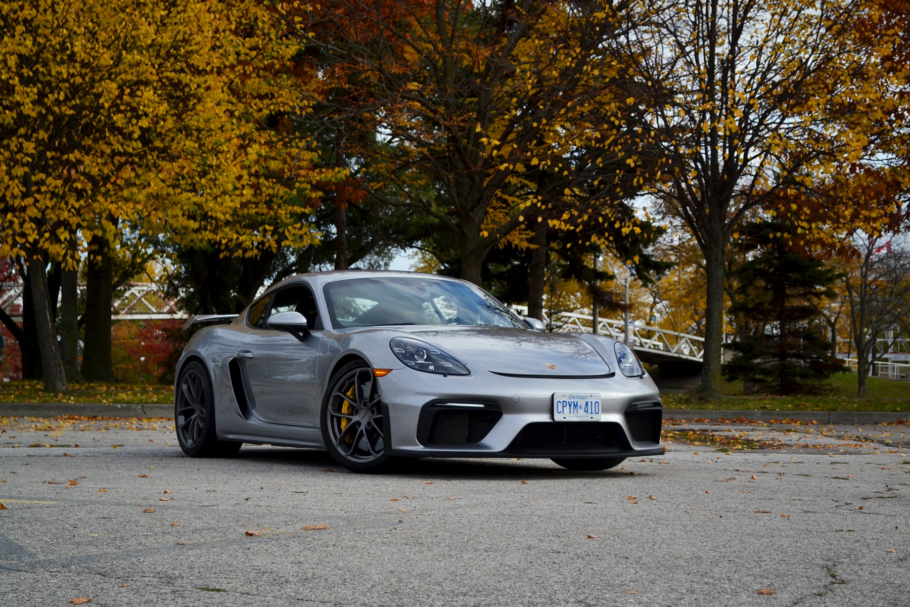 2020 Porsche 718 Cayman Gt4 Review Upon Reflection Some Other Things Might Matter Autoguide Com