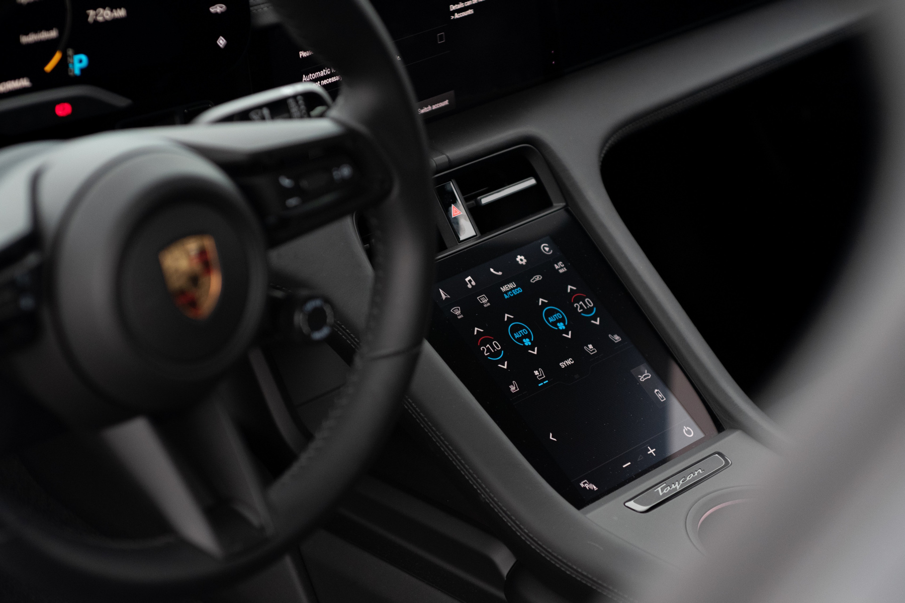 2020 Porsche Taycan Turbo Review Truly Electrifying Autoguide Com