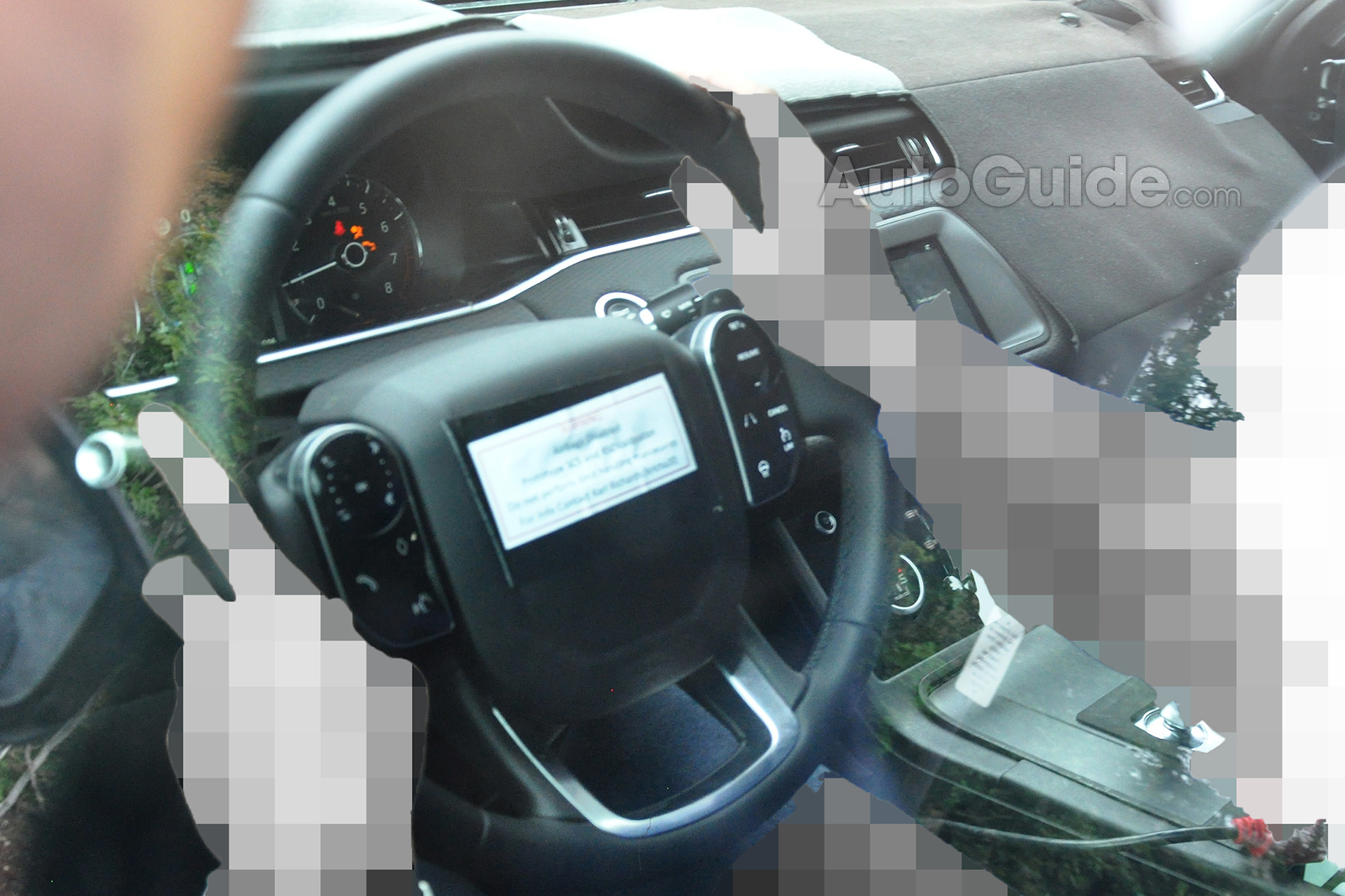 Your Best Look Yet At The 2020 Range Rover Evoque Interior