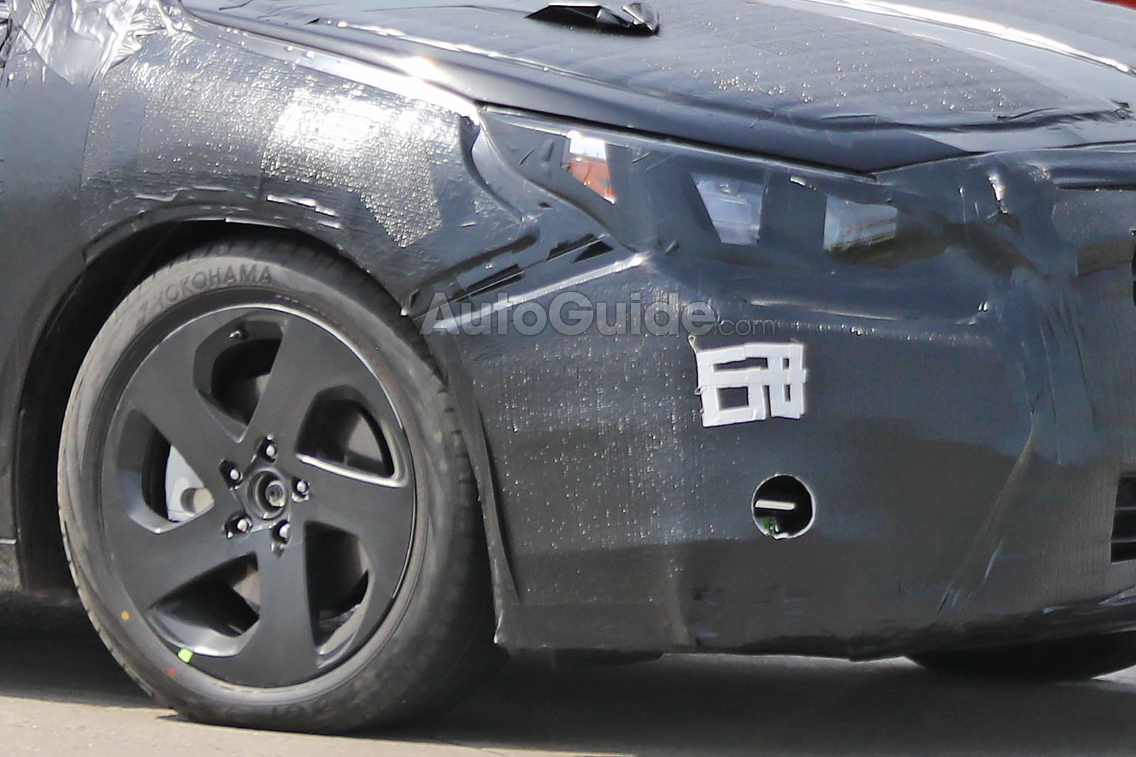 2020 Subaru Legacy Spied Looking More Chiseled » AutoGuide