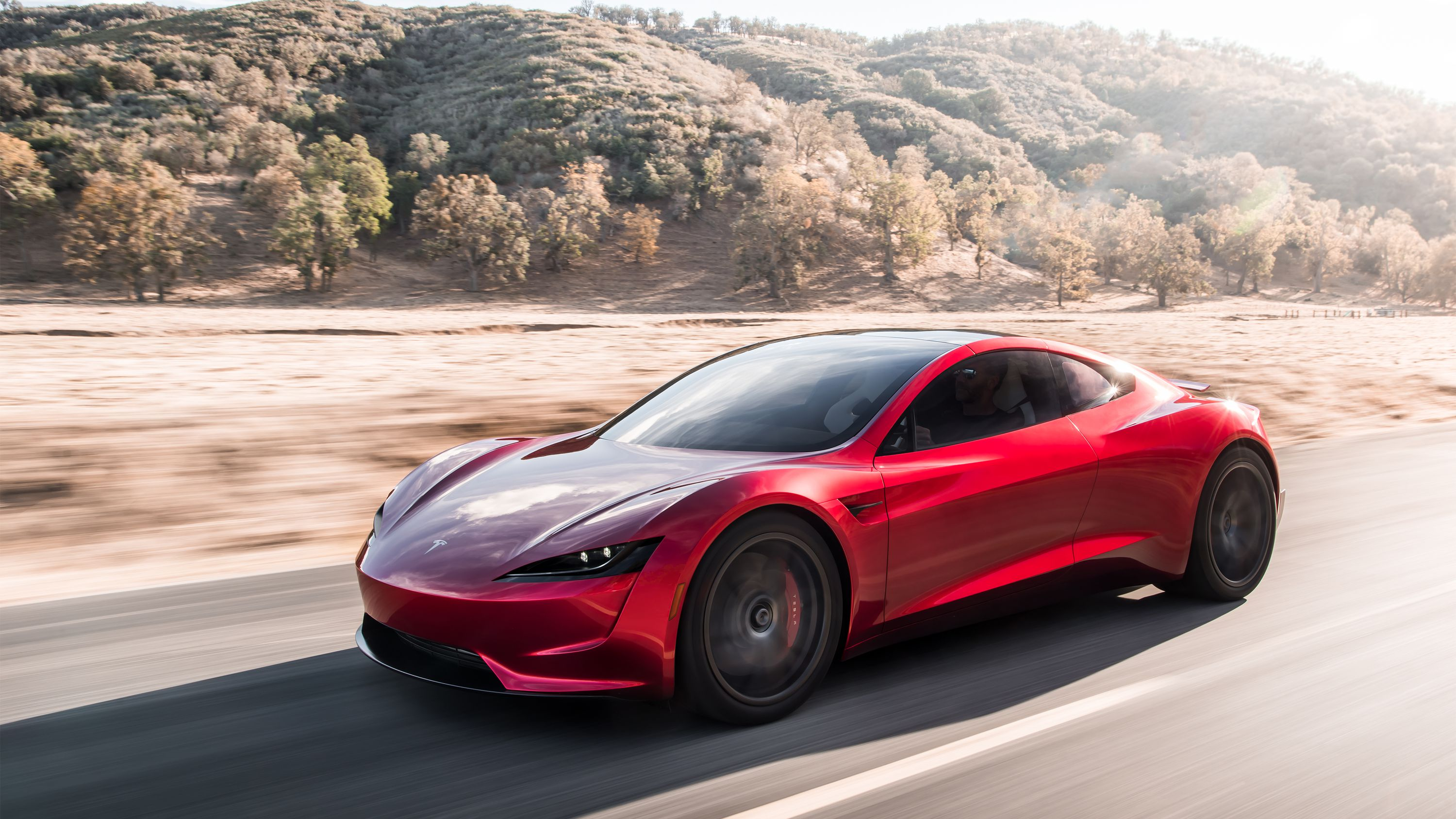 2020 tesla roadster revealed promising staggering acceleration big price tag news. Black Bedroom Furniture Sets. Home Design Ideas