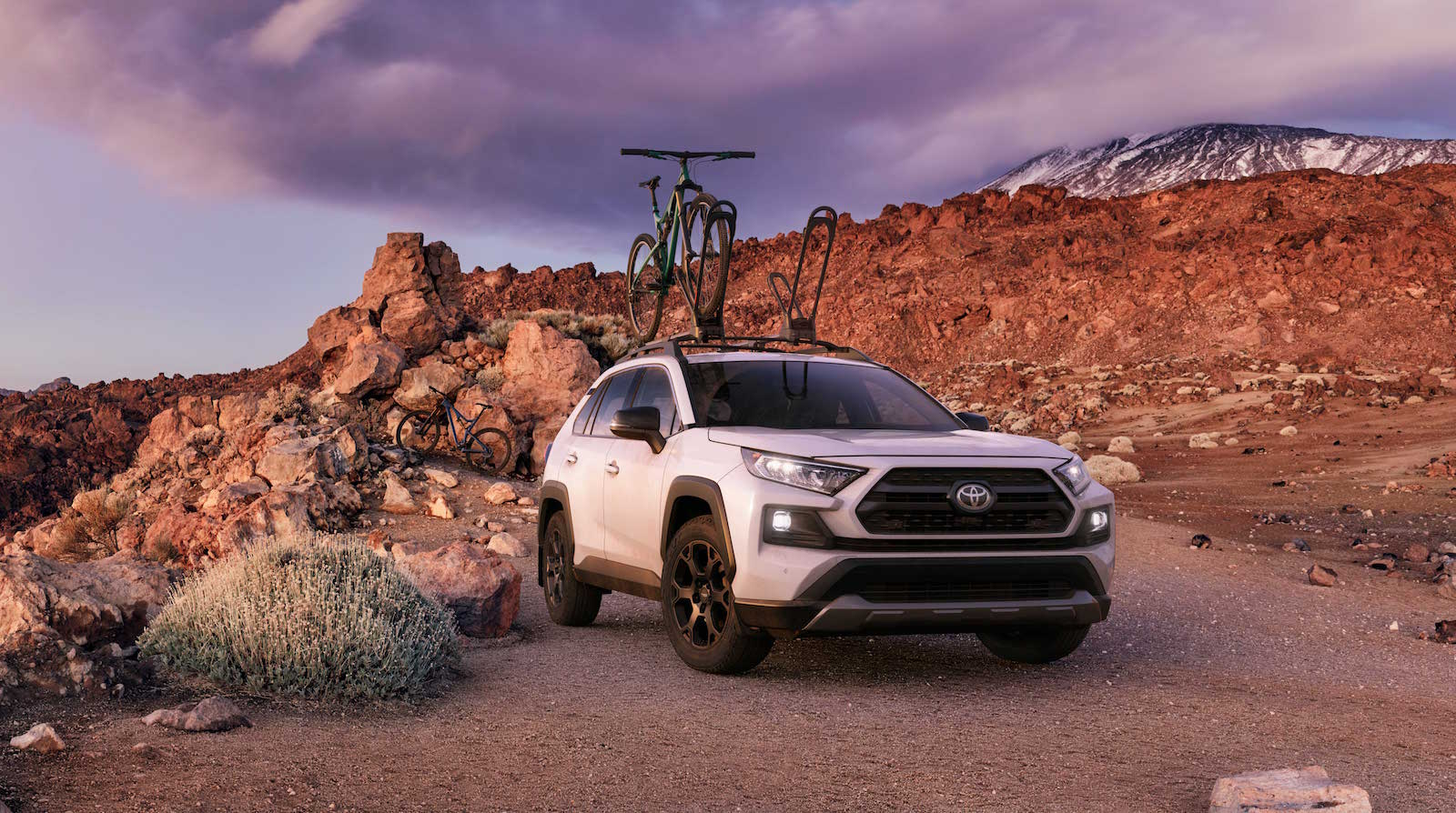 2020 Toyota Rav4 Trd Off Road Is The Most Rugged Rav4 Yet