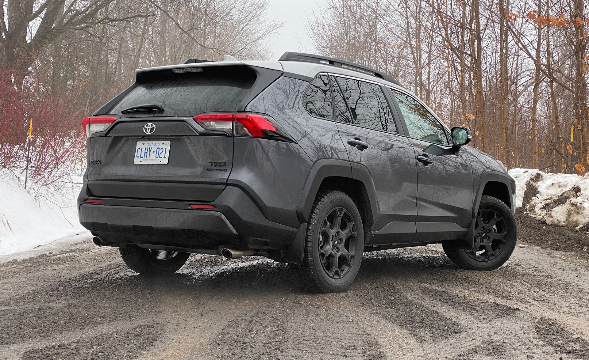 2020 Toyota Rav4 Trd Off Road Review Autoguide Com