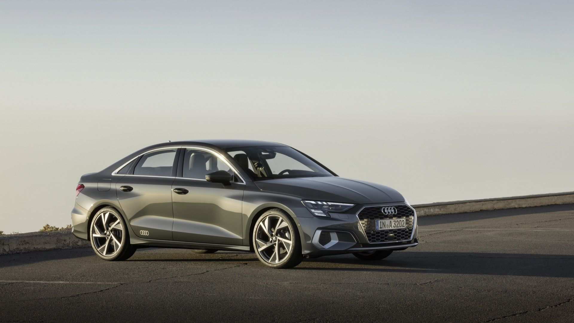 2021 Audi A3 Sedan Shows New Design, Adds Mild Hybrid ...