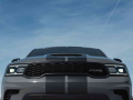 Dodge Durango SRT Hellcat: The 2021 Durango lineup features an updated aggressive exterior with a forward-leaning profile capturing Charger Widebody design cues with the new front fascia, LED low/high headlamps, LED DRL signatures and grille