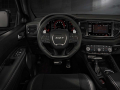 2021 Dodge Durango SRT Hellcat: The new interior feels wider and features a redesigned driver-centric cockpit, instrument panel, center console and front door uppers.