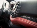 2021 Dodge Durango SRT Hellcat: A new, wrapped and accent stitched mid-bolster on the instrument panel is featured throughout the entire Durango lineup.