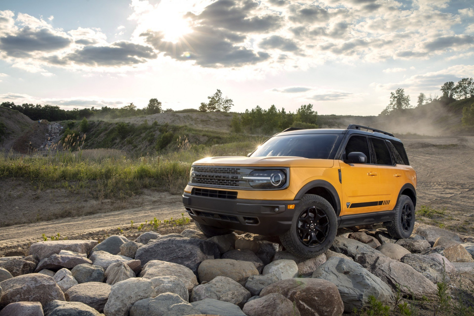 2021 Ford Bronco Sport is a Horse for a Softer Course ...