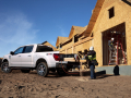 Available 7.2-kilowatt Pro Power Onboard™ features four 120V 20A outlets and one NEMA L14-30R 240V 30A The all-new F-150 features more exportable power than any light-duty full-size pickup, giving you the ability to use your truck as a mobile generator. It is available with three levels of electrical output depending on engine choice.