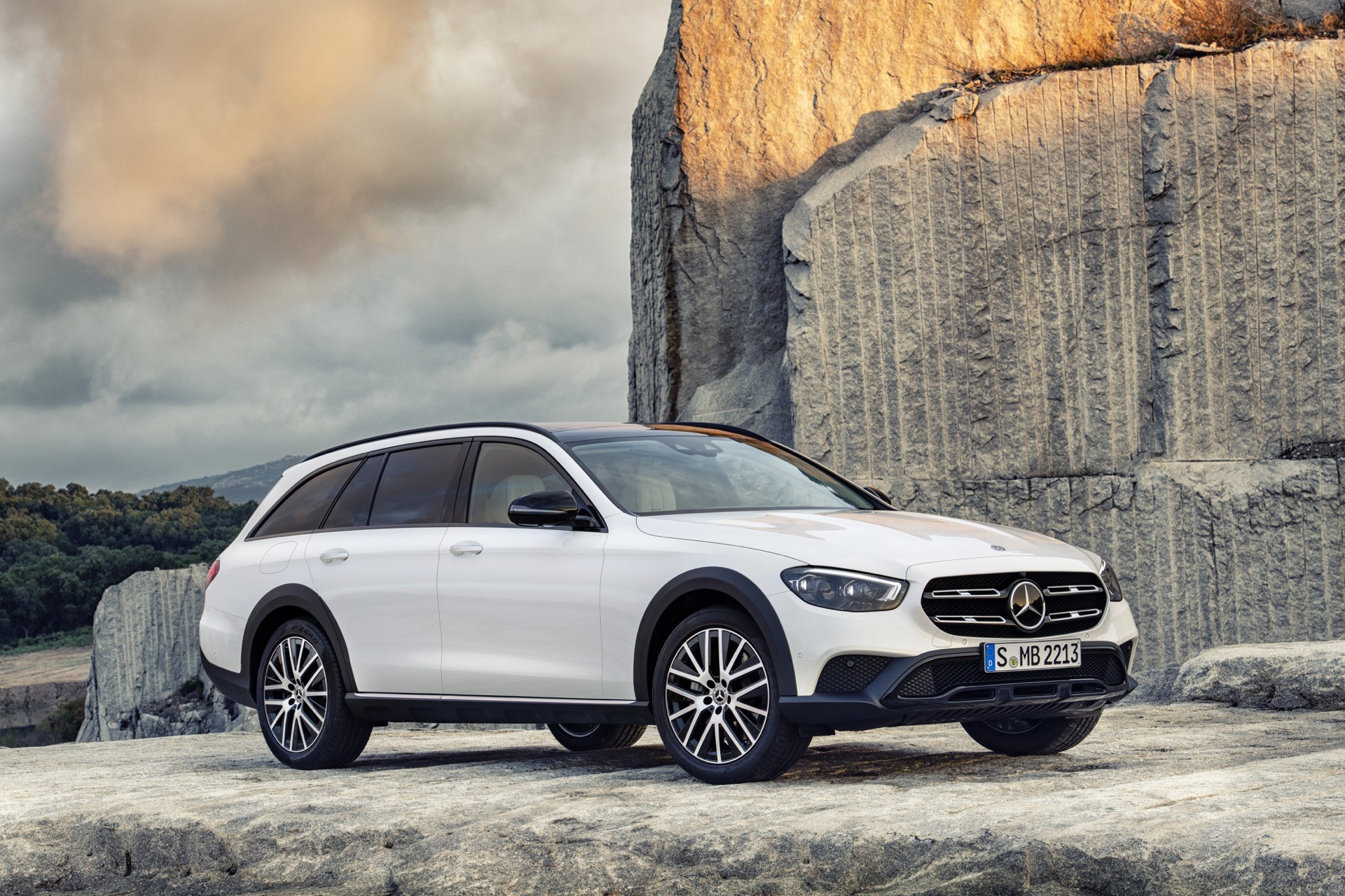 2021 mercedesbenz eclass brings allterrain wagon to usa