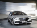Mercedes-Benz S-Klasse, 2020, Outdoor, Fahraufnahme, Exterieur: Hightechsilber   Mercedes-Benz S-Class, 2020, outdoor, driving shot, exterior: hightech silver