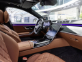 Mercedes-Benz S-Klasse, 2020, Outdoor, Interieur: Leder Nappa Sienabraun   Mercedes-Benz S-Class, 2020, outdoor, interior: leather siena brown