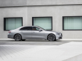 Mercedes-Benz S-Klasse, 2020, Outdoor, Standaufnahme, Exterieur: Hightechsilber   Mercedes-Benz S-Class, 2020, outdoor, still shot, exterior: hightech silver