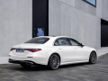 Mercedes-Benz S-Klasse, 2020, Outdoor, Standaufnahme, Exterieur: Diamantweiß   Mercedes-Benz S-Class, 2020, outdoor, still shot, exterior: diamond white