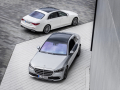 Mercedes-Benz S-Klasse, 2020, Outdoor, Standaufnahme, Exterieur: Hightechsilber, Exterieur: Diamantweiß   Mercedes-Benz S-Class, 2020, outdoor, still shot, exterior: hightech silver, exterior: diamond white