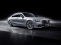 Mercedes-Benz S-Klasse, 2020, Studioaufnahme, Exterieur: Hightechsilber   Mercedes-Benz S-Class, 2020, studio shot, exterior: hightech silver