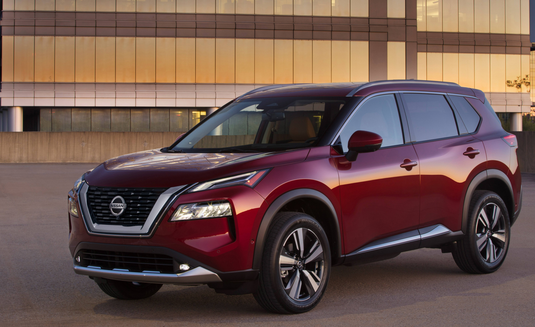 2021 nissan rogue steps up its premium game improves