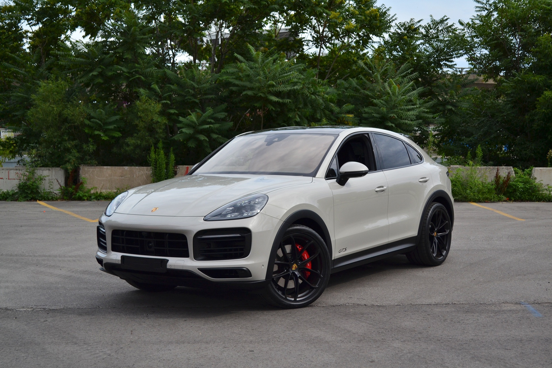 2020 Porsche Cayenne Gts Coupe First Drive Review Pick Of The Litter Autoguide Com