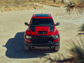 2021 Ram 1500 TRX front head-on overhead