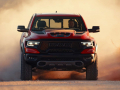2021 Ram 1500 TRX front head-on in motion
