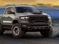 2021 Ram 1500 TRX Launch Edition front 3/4