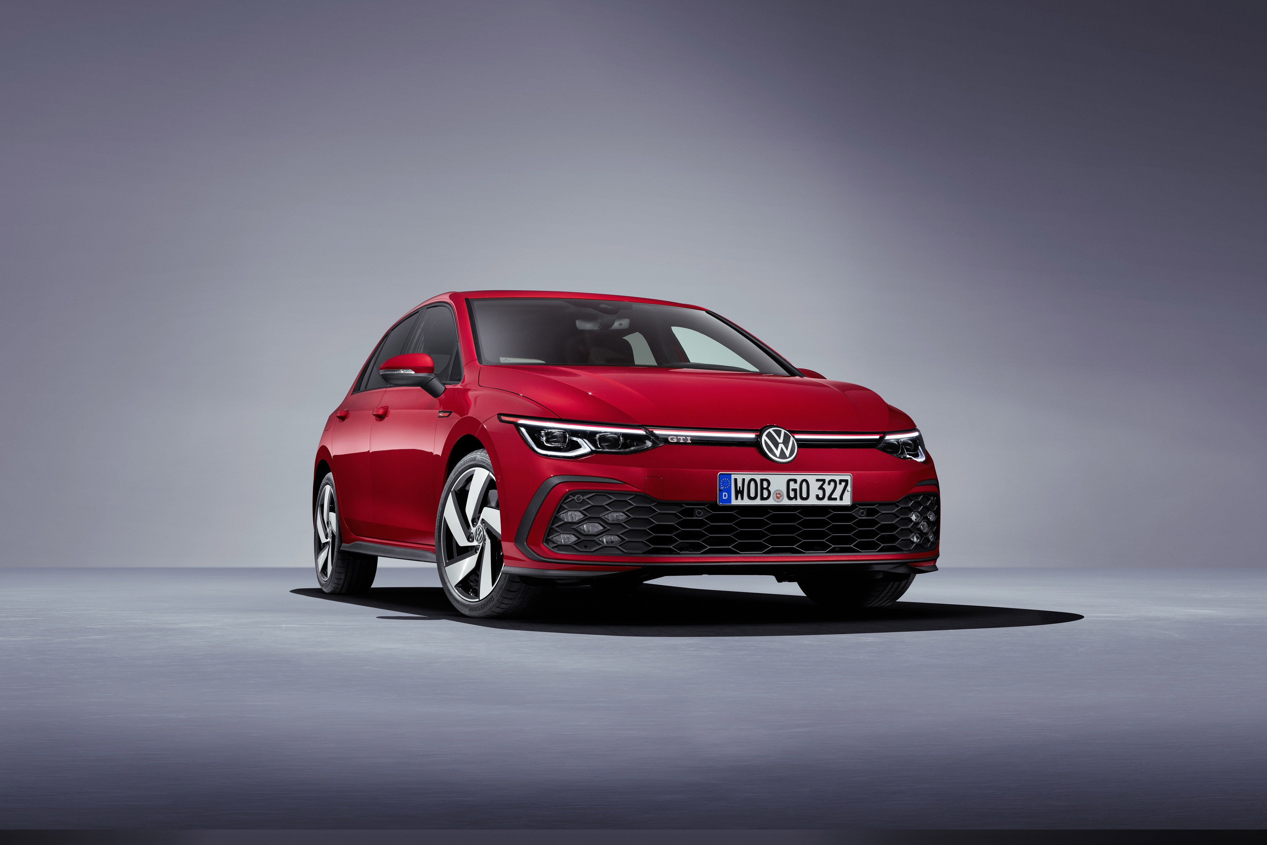 2021 Volkswagen Golf GTI Evolves With 242 HP Eighth ...