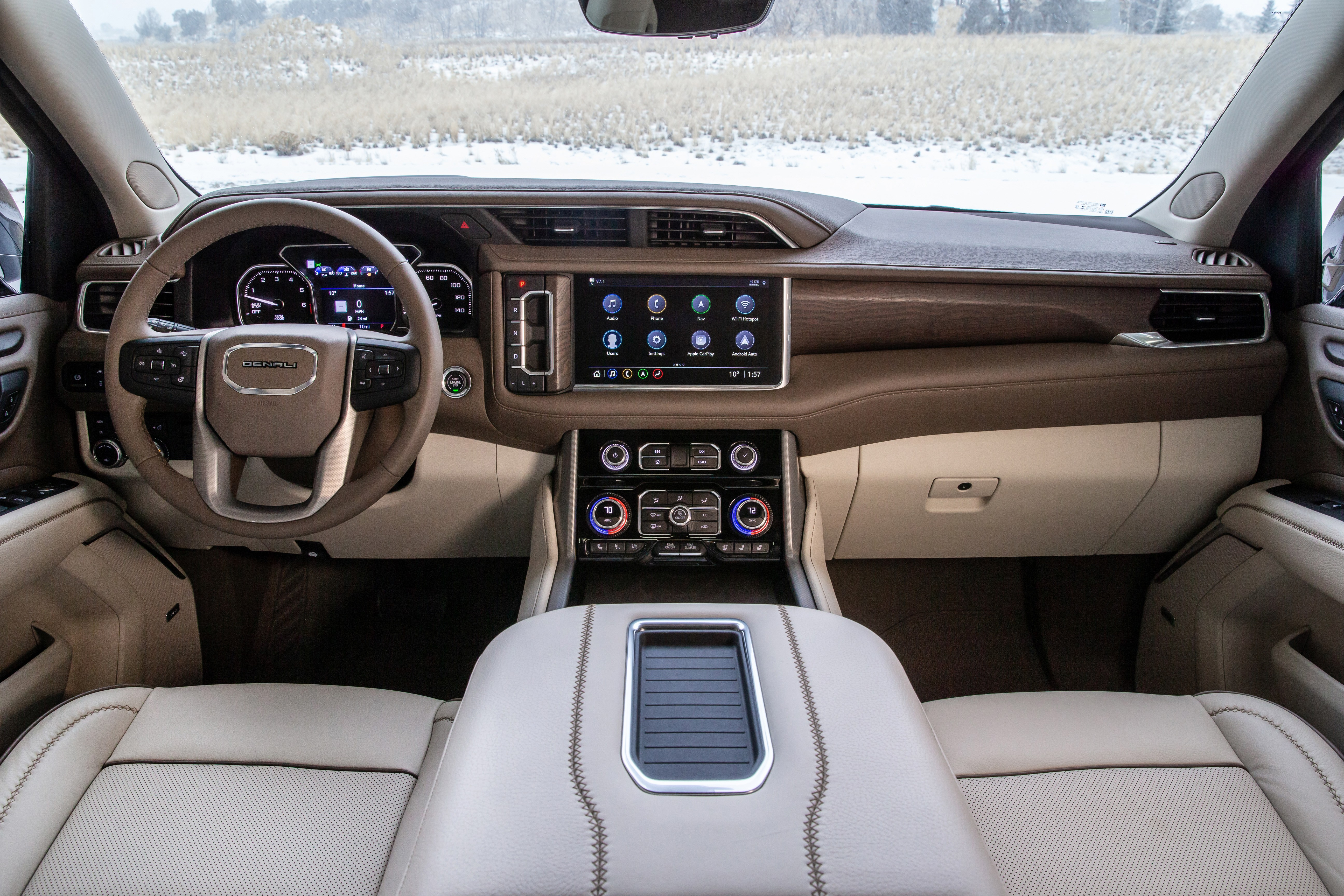 2021 Gmc Yukon Revealed Blocky New Looks And Available At4 Trim Autoguide Com News