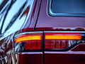 All-new 2022 Wagoneer features LED taillamps stretching from the rear quarter panel to the liftgate achieving a more upscale appearance.
