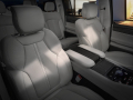 All-new 2022 Wagoneer heated and ventilated front- and second-row seats.