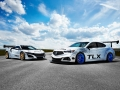 Acura NSX and TLX to Race Up Pikes Peak; New TLX A-Spec Makes R