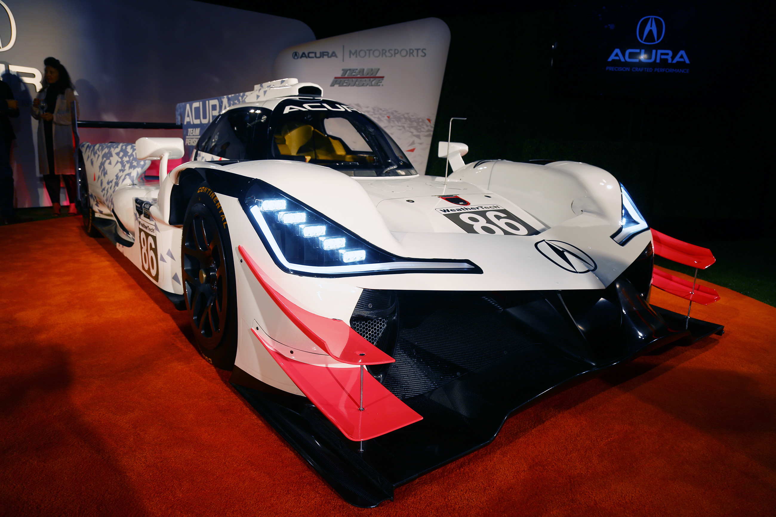 Acura Returns To Hour Endurance Racing With This Mean Race Car