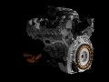 NSX Rear Direct-Drive Electric Motor & Engine Slice