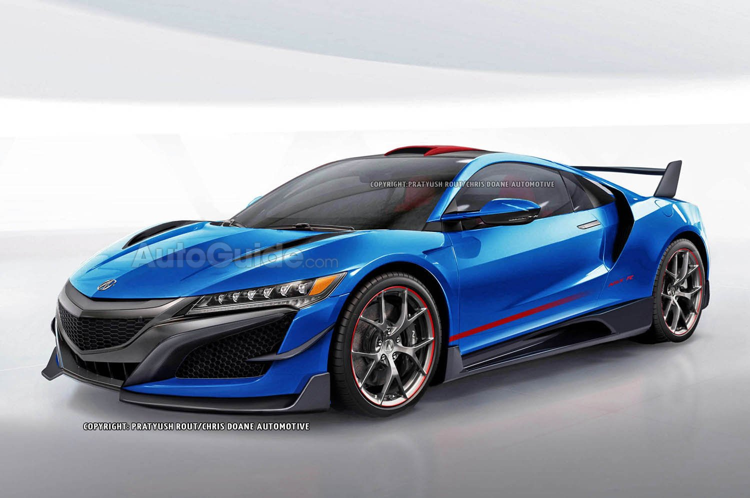 Acura NSX Type R Rumored to Make 600 HP » AutoGuide.com News