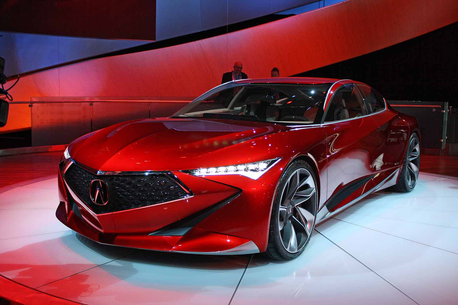 Acura Precision Concept Looks Even Hotter Than The Nsx