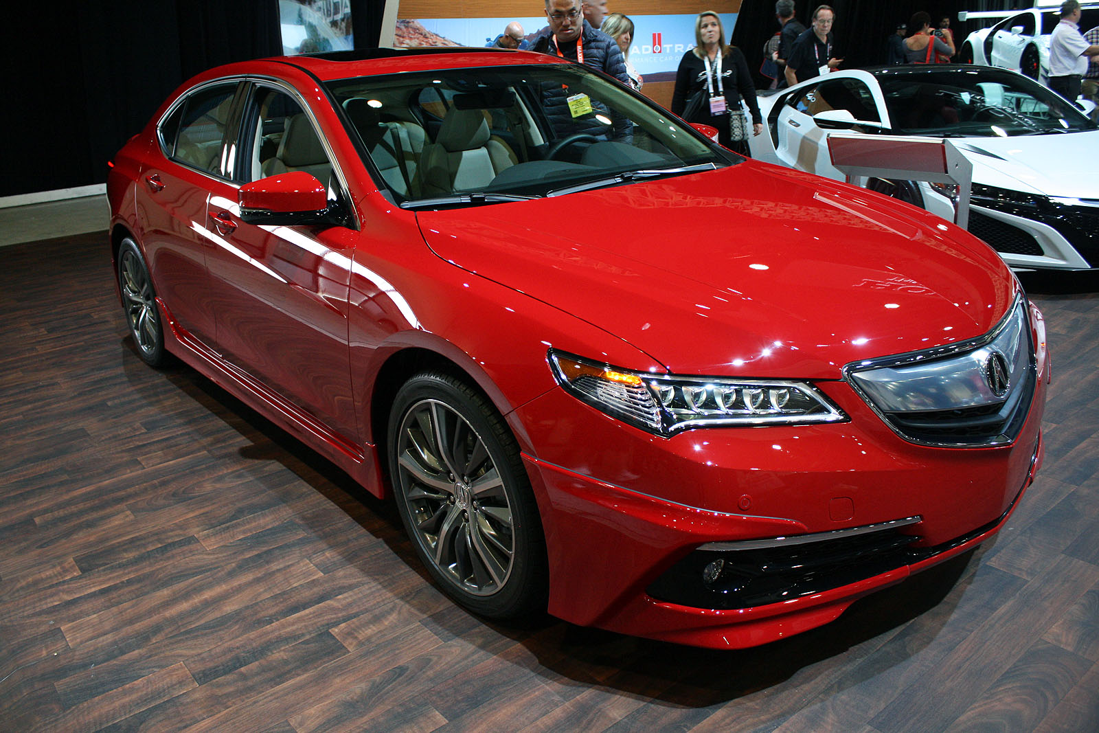 Acura TLX Gets the Grown Up Tuner Treatment » AutoGuide ...