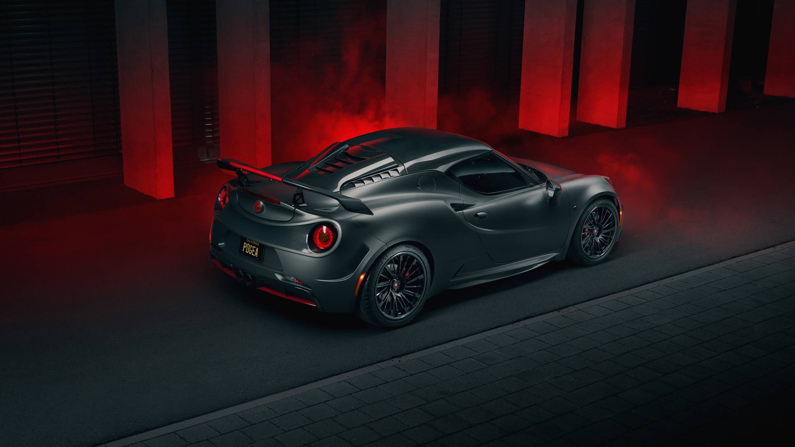 this alfa romeo 4c makes 500 hp from just 1 9 liters autoguide com alfa romeo coming to us alfa romeo 4c pogea 6