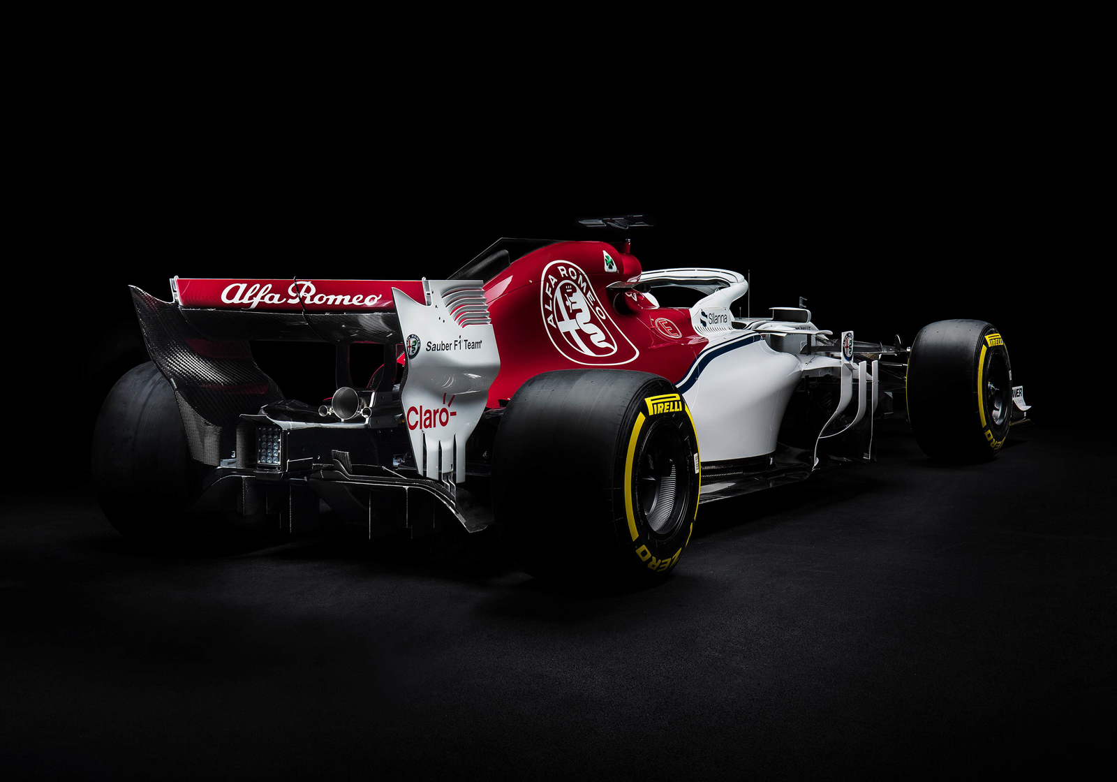 The First Alfa Romeo Branded F1 Car in Over 30 Years ...