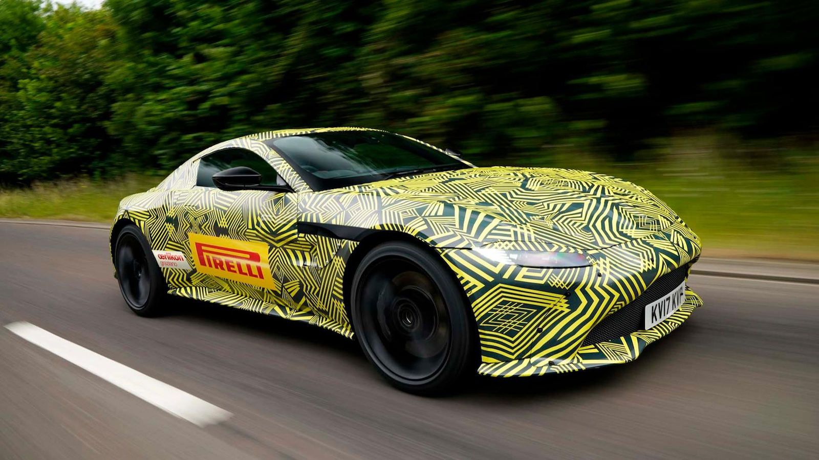 The All New Aston Martin Vantage Will Debut This Month Autoguide Com News