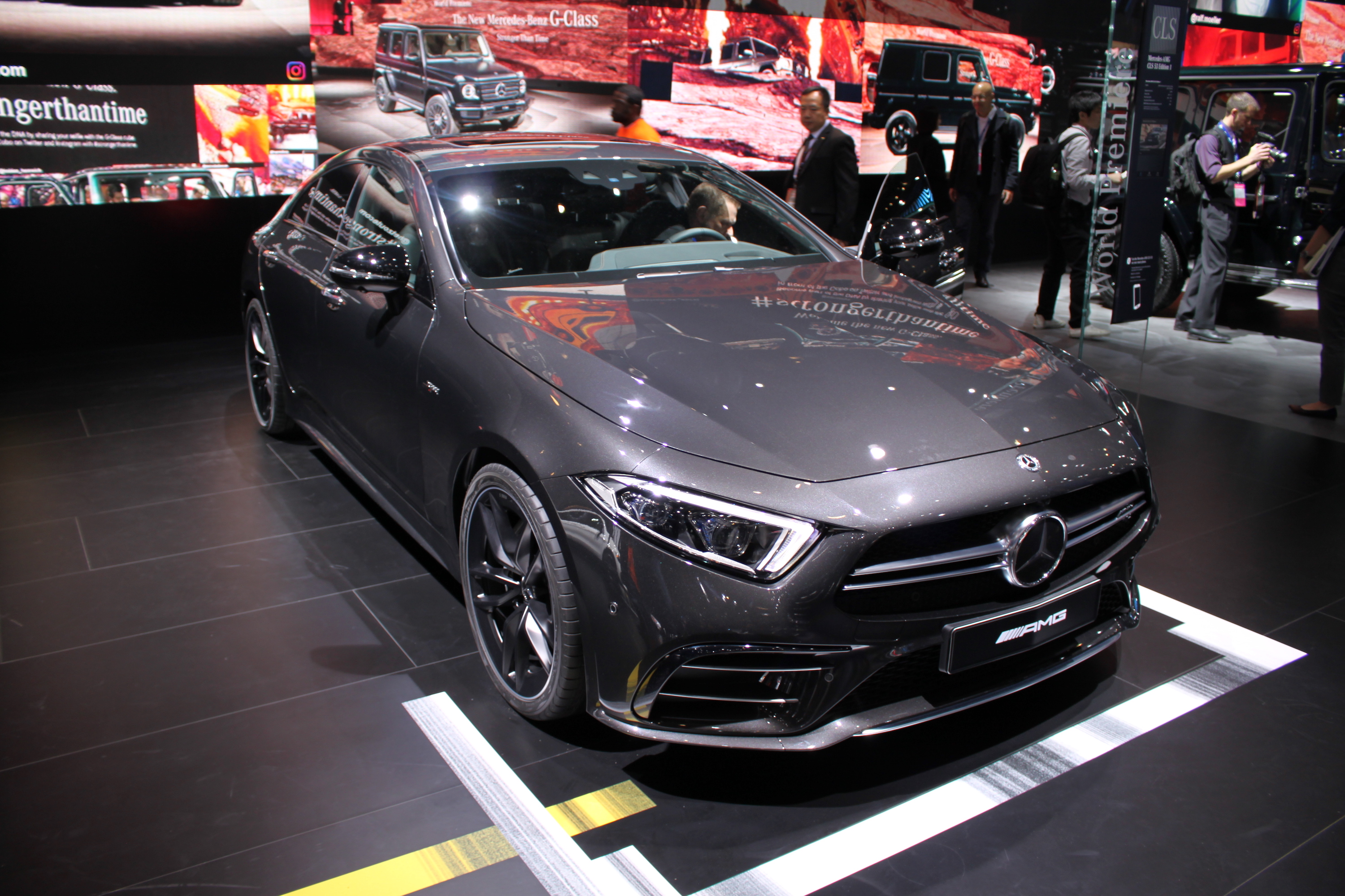 MercedesAMG Debuts New Series Of Cars And Theyre All Hybrids - Show all cars