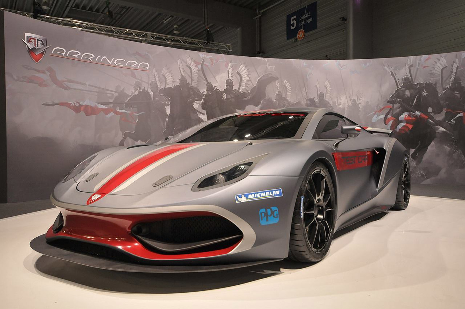 arrinera hussarya : concept cars | drive away 2day