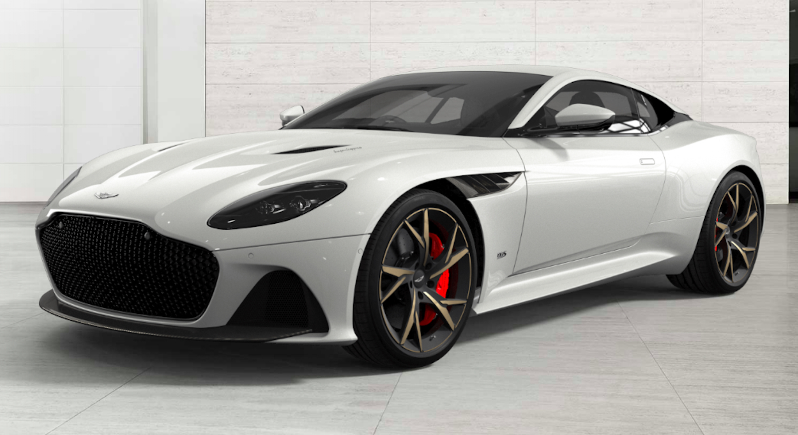Build Your Own Aston Martin DBS Superleggera But Try Not To Drool - Build your own aston martin