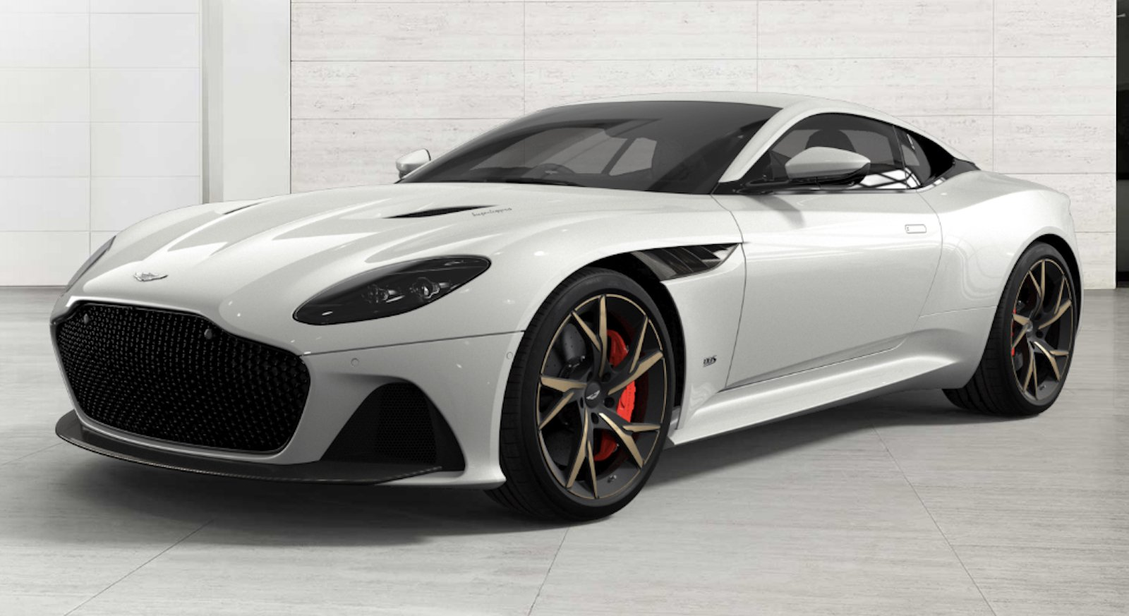 Build Your Own Aston Martin Dbs Superleggera But Try Not
