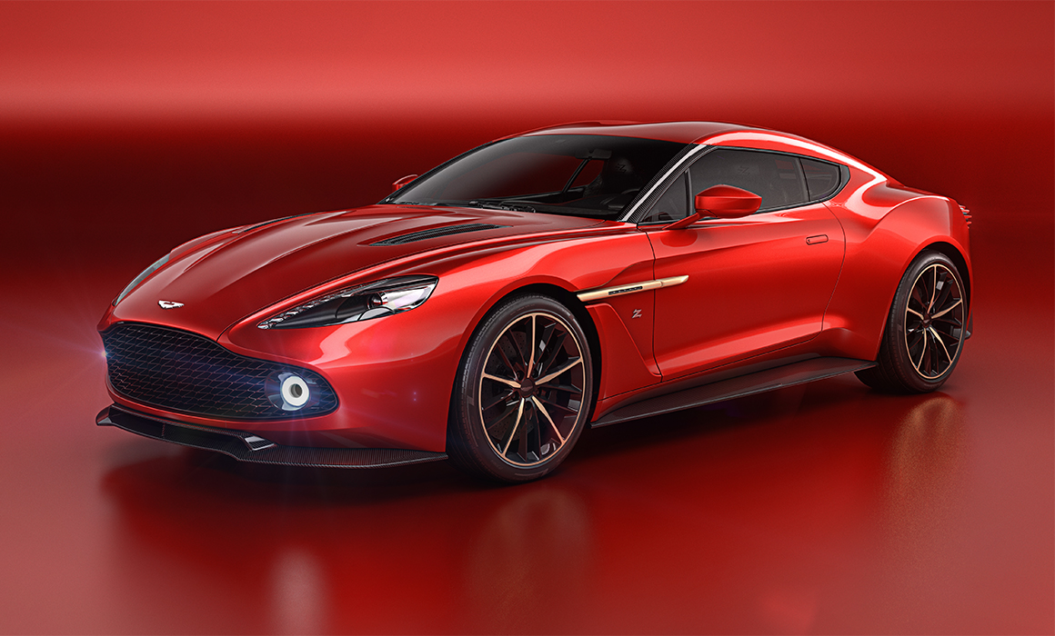 The Sexiest Aston Martin In Years Was Designed In Italy AutoGuide - Aston martin pics