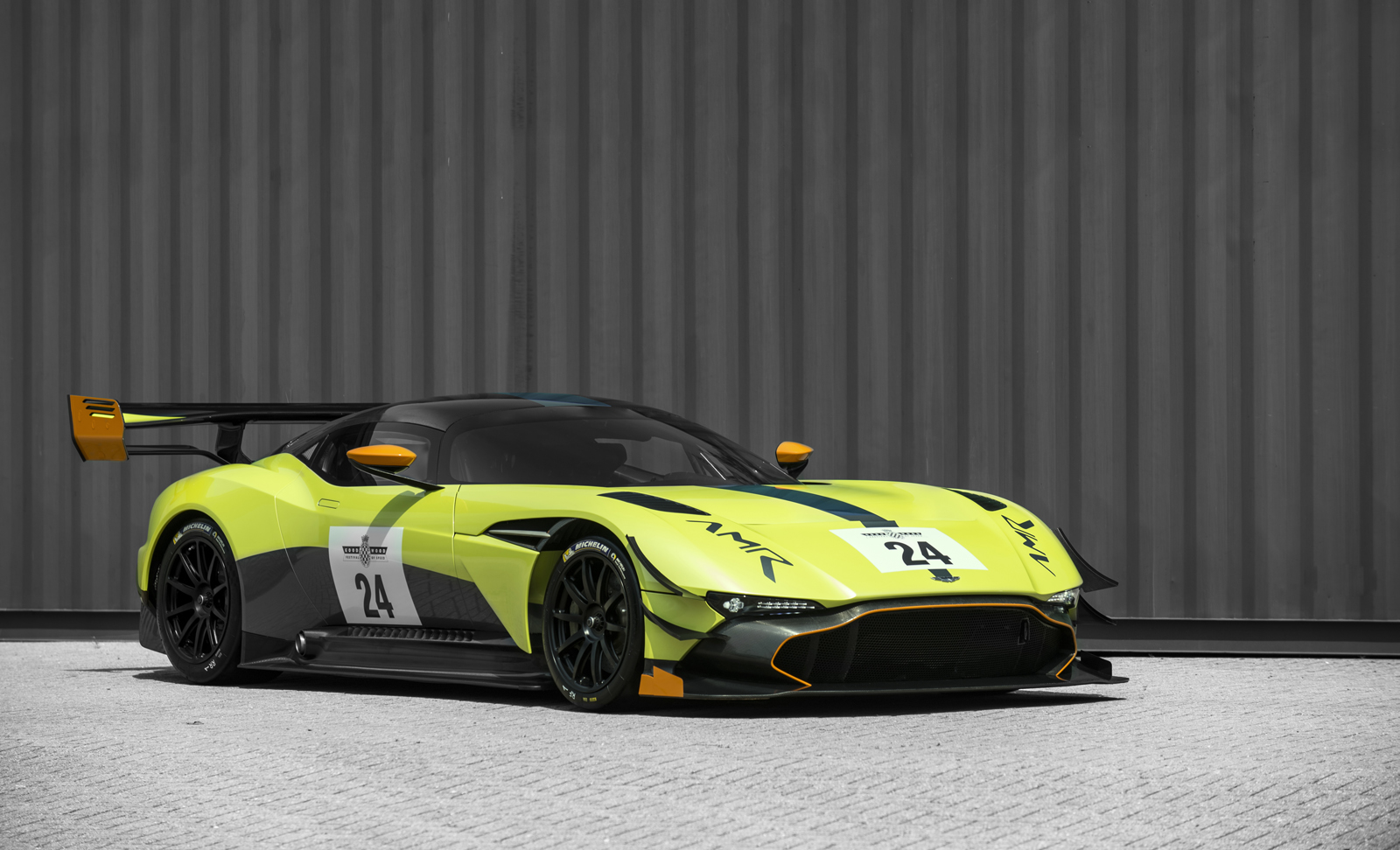 Introducing the Aston Martin Vulcan AMR Pro